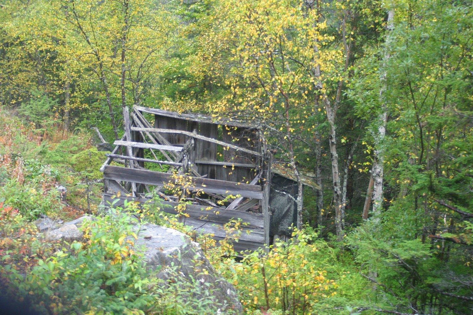 Bridge's out
